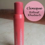 Clinique Chubby Stick Cheek Colour Balm Robust Rhubarb: Review and Swatches