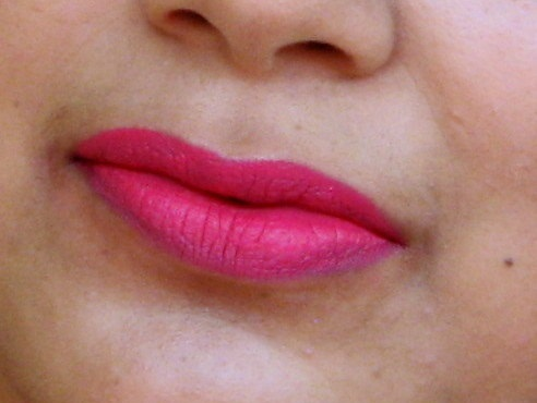 MAC Good Kisser Lipstick Review lip Swatches