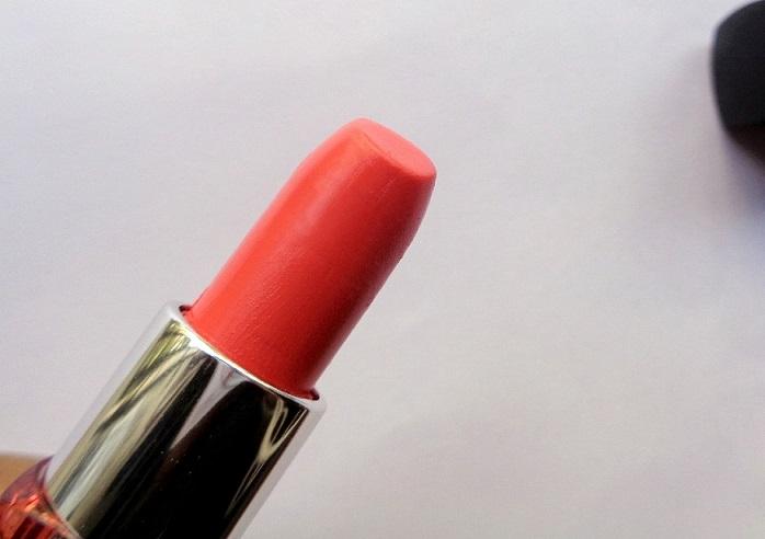 Maybelline ColorShow Lipstick Orange Icon Reviews