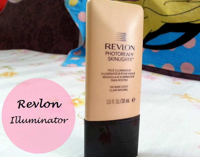 Revlon PhotoReady Skinlights Face Illuminator Bare Light review swatches blog