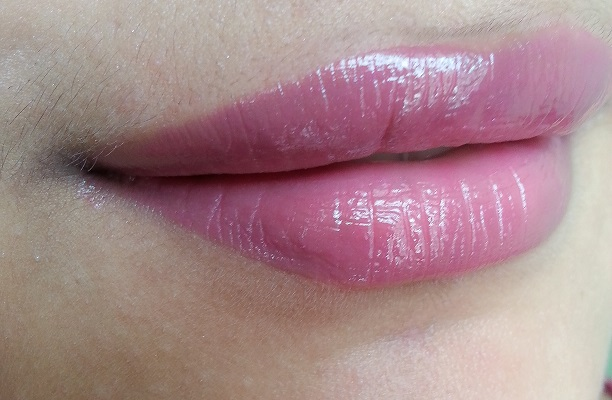 Shiseido Lacquer Gloss RS306 Review Swatch