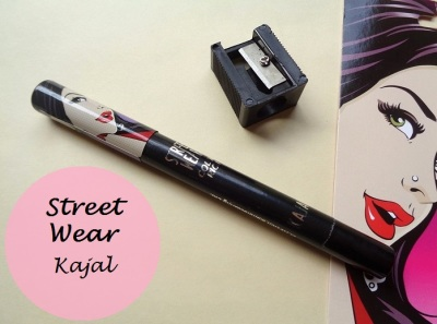 Street Wear Color Rich Kajal Review Swatches india
