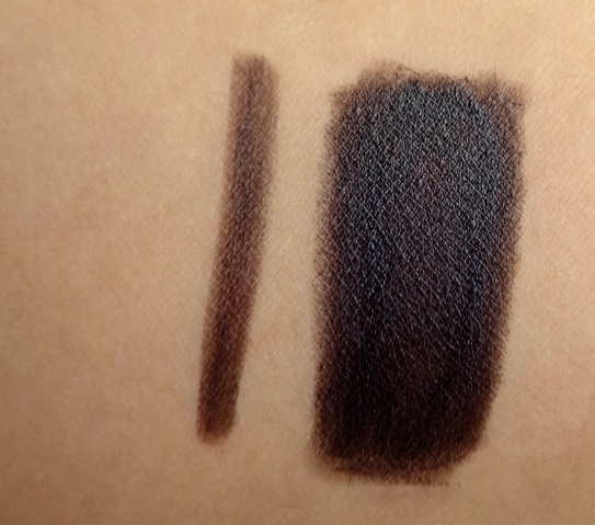 Street Wear Color Rich Kajal Review Swatches