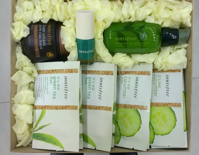 innisfree first anniversary giveaway india