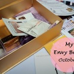 My Envy Box October 2014: Review #VogueEmpower