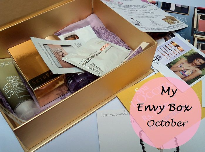 my envy box october vogue anniversary issue 2014