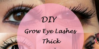 top 10 secrets on how to grow longer eye lashes fast