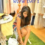 My Photo Diary Day 1: Come With Me to Wills Lifestyle India Fashion Week!