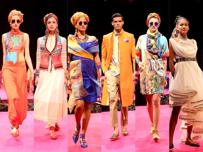 wills lifestyle india fashion week spring summer 2015 tarun tahiliani show review day 1