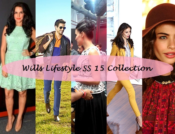 wills lifestyle india spring summer 2015 collection review
