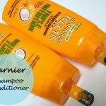 Garnier Fructis Triple Nutrition Strengthening Shampoo and Conditioner: Review and Price
