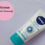 Nivea Pure Effect Total Face Cleanup: Review and Price