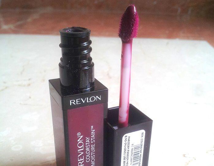 Revlon Colorstay Moisture Stain Parisian Passion Review