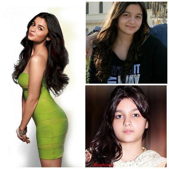 alia bhatt weight loss diet before after Vanitynoapologies Indian