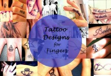 best finger tattoo designs ideas types inspiration