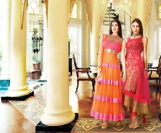 best places to buy anarkali suits in delhi