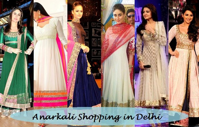 Where To Buy Anarkali Suits In Delhi 8 Best Stores For Shopping