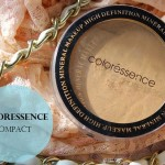Coloressence Compact Powder CP3 Beige: Review and Swatches