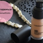 Coloressence HD High Definition Foundation Hdf5: Review and Swatches