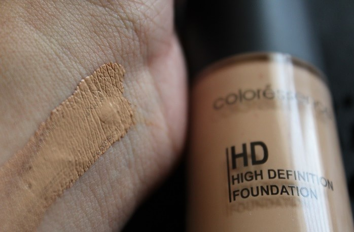 Coloressence-High-Definition-Foundation-Hdf5-review-swatches