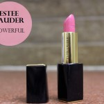 Estee Lauder Pure Color Envy Sculpting Lipstick 220 Powerful: Review and Swatches