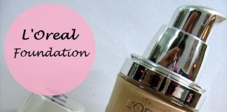 LOreal True Match Super Blendable Foundation review swatches india
