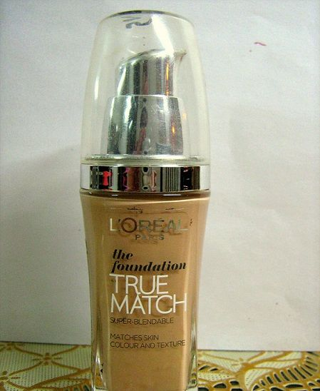 LOreal True Match Super Blendable Foundation review