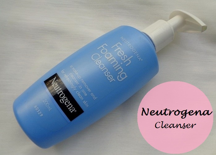 Neutrogena-Fresh-Foaming-Cleanser-Review-price-india