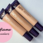 Oriflame The One Illuskin Concealer Review and Swatches: Nude Beige, Nude Pink, Fair Light