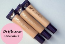 Oriflame The One Illuskin Concealer Review Swatches price