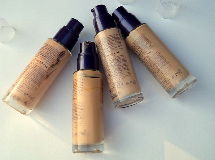 Oriflame The One illuskin foundation reviews