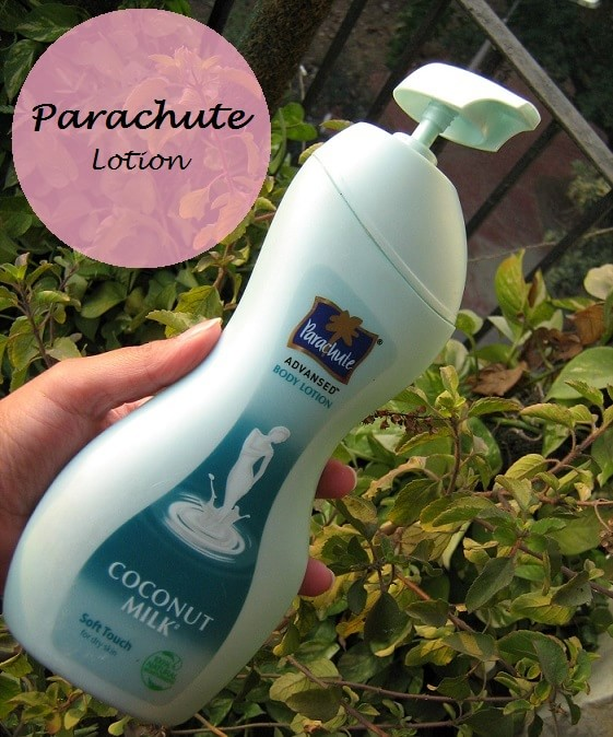 Parachute-Advansed-Soft-Touch-Body-Lotion-Dry-Skin-Coconut-Milk-Review-Price