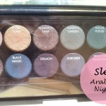 Sleek Makeup Arabian Nights i-Divine Eyeshadow Palette: Review and Swatches