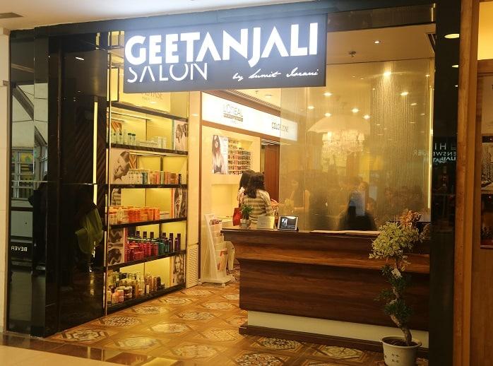 Geetanjali Salon Review Price List Delhi Branch Vanitynoapologies