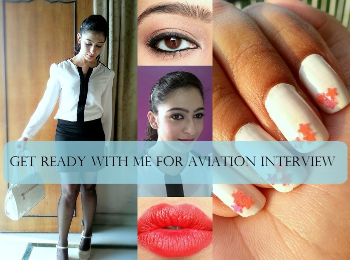 makeup-dress-code-hairstyle-nails-for-air-hostess-interview-in-india