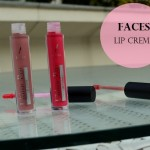 Faces Ultime Pro Lip Creme Review, Swatches: Fuchsia Sparkler, Nude Mojito