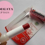 Himalaya Herbals Strawberry Shine Lip Balm: Review and Swatches