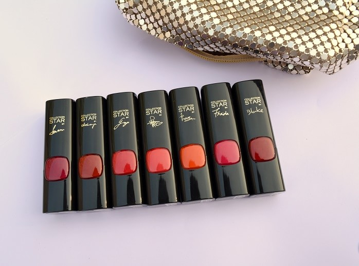 LOreal-Collection-Star-Red-Lipsticks-Shades-Review-Swatches-blog
