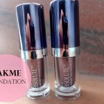 Lakme Absolute White Intense Skin Cover SPF 25 Foundation: Review and Swatches