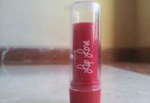 Lakme-Lip-Love-Lip-Care-Lip-Balm-Cherry-Review-swatches-india
