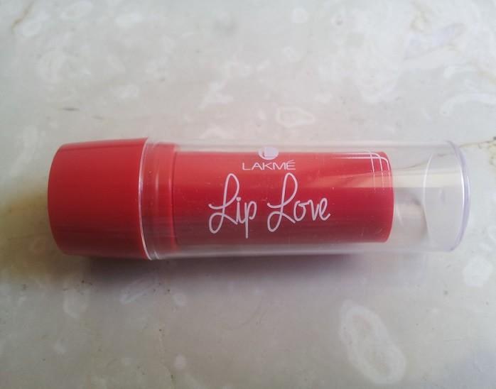 Lakme-Lip-Love-Lip-Care-Lip-Balm-Cherry-Review