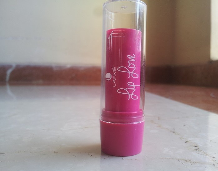 Lakme-Lip-Love-lip-care-Strawberry-Review