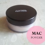 MAC Prep + Prime Transparent Finishing Powder: Review and Swatches