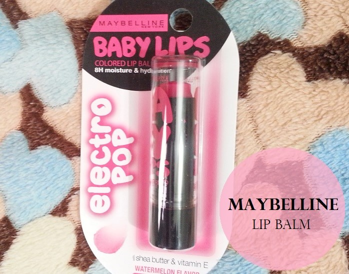 Maybelline-Baby-Lips-Electro-Pop-Lip-Balm-Pink-Shock-review-swatches-price