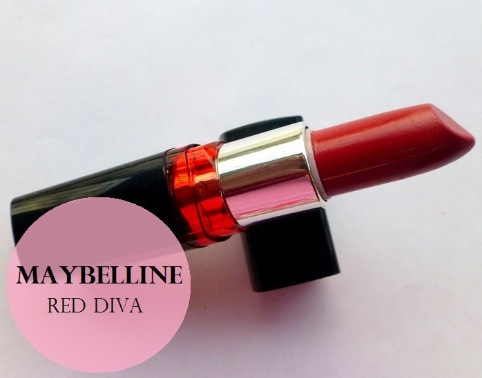 Maybelline-ColorShow-Lipstick-Red-Diva-Review-Swatches-price
