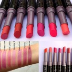 8 Oriflame The One Colour Unlimited Lipsticks: Reviews, Swatches, Shades