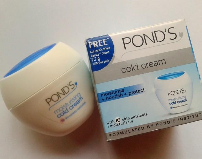 Pond-Moisturising-Cold-Cream-Review