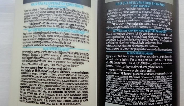 Tresemme-Hair-Spa-Rejuvenation-Shampoo-Conditioner-Review-ingredients