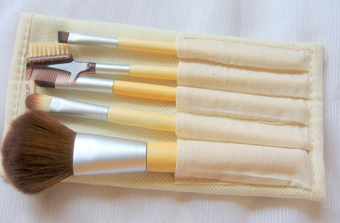 ecotools-5-peice-brush-set-review-price-india
