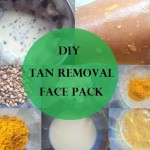 Homemade Natural Fairness Face Pack Tutorial